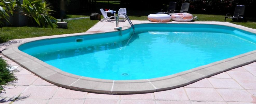 Baby friendly holiday gites with heated swimming pool