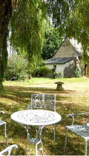 Rural family gite accommodation with heated pool